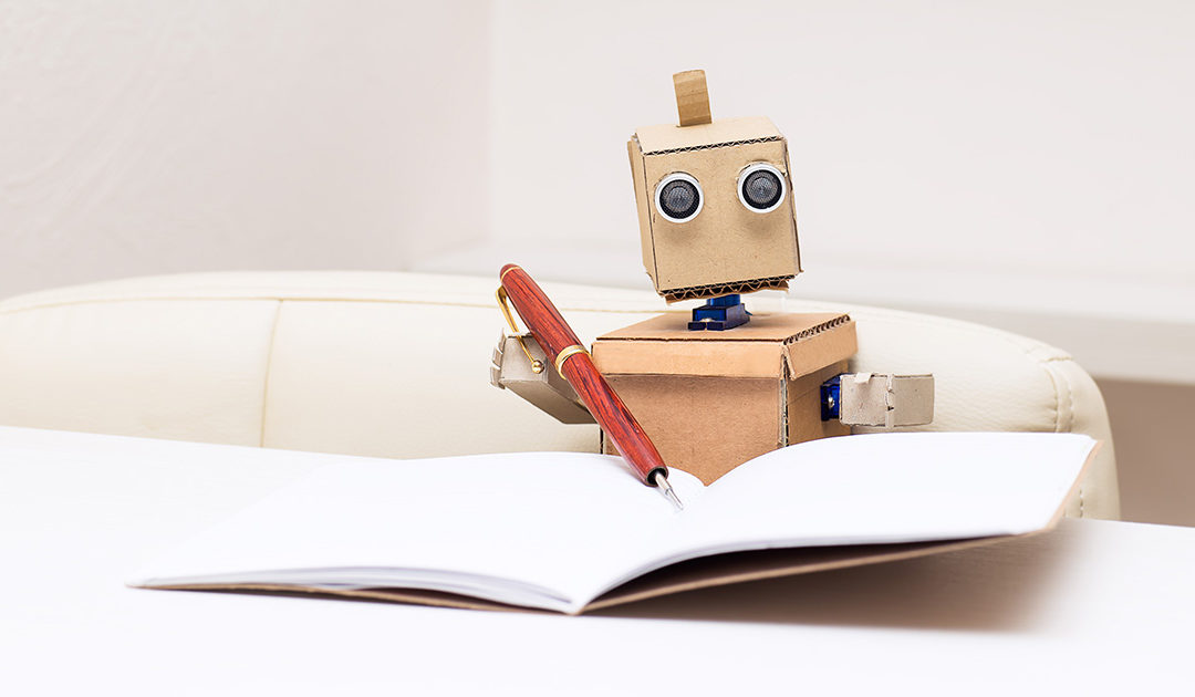 Generating simple content for SEO using AI neural networks